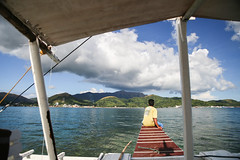 (litrator) Tags: philippines palawan paradise asia travel vacation coron tropical island boatman