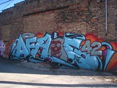 Afroe by Omens (Billy Danze.) Tags: chicago graffiti afroe 42 kym rip omens villains msk