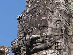 Temples du Bayon, Siem Reap, Cambodge, décembre 2017. Bayon temple, Siem Reap, Cambodia, December 17. (vdareau) Tags: prasat templedubayon bayontemple bayon temple angkor siemreap cambodge cambodia asiedusudest southeastasia asie asia
