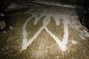 Doppelherz (www.textbox.at) Tags: herz spuren reifenspuren schnee winter zufall parkplatz doppelherz herzförmig herzform