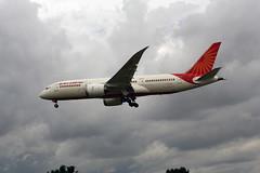 VT-ANK (FabioZ2) Tags: londra atterraggio airindia boeing 7878 cn36282