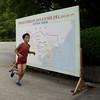 Young boy running in front of Kim Jong il last train trip map, South Hamgyong Province, Hamhung, North Korea (Eric Lafforgue) Tags: 1213years 1415years asia asian asianethnicity boy boys child children communism day dictatorship dprk fulllength hamgyongprovince hamhung historicalmap humanbeing information kimjongil leisure map nk110401 northkorea northkorean oneperson onepersononly people running southhamgyongprovince sport squarephoto squarepicture street teenageboy train traveldestinations travelmap trip 北朝鮮 북한 朝鮮民主主義人民共和国 조선 coreadelnorte coréedunord coréiadonorte coreiadonorte 조선민주주의인민공화국 เกาหลีเหนือ קוריאההצפונית koreapółnocna koreautara kuzeykore nordkorea північнакорея севернакореја севернакорея severníkorea βόρειακορέα
