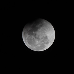 Lunar Eclipse (Rohit Tulsiyan) Tags: lunar eclipse super blood blue moon red clearing bangalore india 2018 january 31jan shadow earth