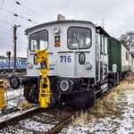 333 716-9 Lokomotion Berg-am-Laim München Ost Rbf 04.02.18 thumbnail