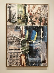 Catastrophe (Arcadian Retreat), 1996 (Igor Clark) Tags: sanfrancisco california sfmoma robertrauschenberg rauschenberg