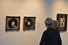 Opening Reception for Textures of Jazz, Threads of Change Exhibit (Birmingham Public Library (AL)) Tags: centrallibrary birminghampubliclibrary fourthfloorgallery exhibits jazz needlepoint