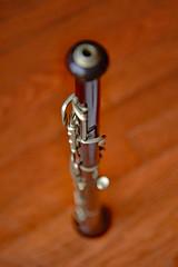 My Oboe (BKHagar *Kim*) Tags: bkhagar musical woodwind oboe rosewood instrument challenge julesphotochallengegroup