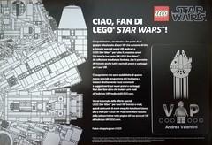 Finally has arrived! (kr1minal) Tags: lego vip starwars afol lug special card