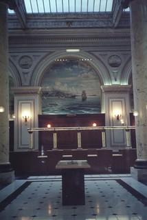 San Francisco  California  - Matson Navigation Company Building  - Interior - Historic