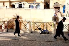 Old Jerusalem. (Monica@Boston) Tags: afternoon travel shops buildings walking life city culture people oldjerusalem