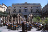 National Library (demeeschter) Tags: malta valletta city town building architecture heritage historical art street stelmo fort castle bastion church
