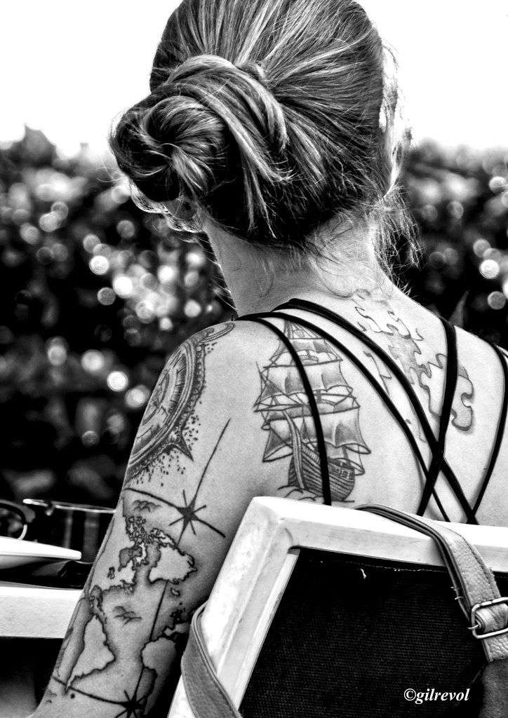 The World S Best Photos Of Dos And Tatouage Flickr Hive Mind
