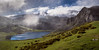 Covadonga (sam.villaver) Tags: wild nature green river asturias nikon d3100 naturaleza salvaje paisaje agua rio water verde arroyo roca mountains montaña lake lago clouds nubes landscape fog covadonga