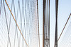 Brooklyn Bridge (marktmcn) Tags: sky horizontal vertical lines brooklyn bridge cables cable cablestayed suspension wires crossing crisscrossing abstraction