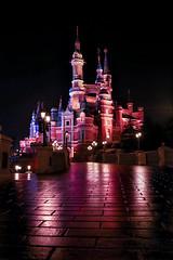 Shanghai Disneyland Castle (Turnstiles gone by) Tags: shanghai shanghaidisneyland disney castle china