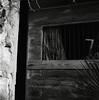 Don't open that door! (mikele.nicoletti) Tags: rolleiflexplanar35f fomapan100 homedeveloping selfdeveloping kodakd7611 scanfromnegativefilm epsonv600scan medioformato mediumformat blackwhite biancoenero 6x6 ibeliveinfilm film door horror analogica analog