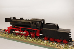 BR 23 locomotive