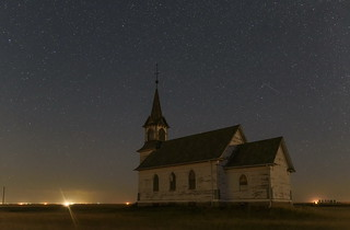 Under the Prairie Sky