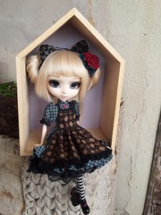Llegadas - Classical Alice tuneada (Lunalila1) Tags: llegadas doll groove alice classical handmade outfit