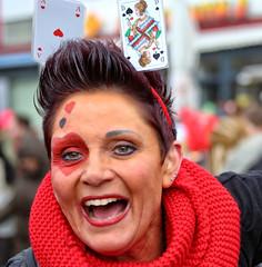 Eschweiler, Carnival 2018, 119 (Andy von der Wurm) Tags: karneval carnival carnivalparade karnevalsumzug karnevalszug costumes kostüme kostueme verkleidet verkleidung dressedup smile smiling lächeln lachen lustforlife groove lebenslust eschweiler 2018 nrw nordrheinwestfalen northrhinewestfalia germany deutschland allemagne alemania europa europe andyvonderwurm andreasfucke hobbyphotograph male female girl teenager twen funkemariechen funkenmariechen funkenmarie bunt colorful colourful