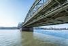 Deutzer Bridge Cologne (maximilian_kaiser) Tags: germany deutschland cologne köln architektur architecture city topeuropephoto nikon tamron architecturelovers designer houses gmaeoftones buildings bridge bridges rhine rhein