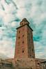 Only One (Jorge HI) Tags: torre de hercules coruña galicia spain españa cabo peñon faro teal blue
