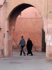 The red gate (Shahrazad26) Tags: marrakech marokko maroc morocco gate bab poort tor porte