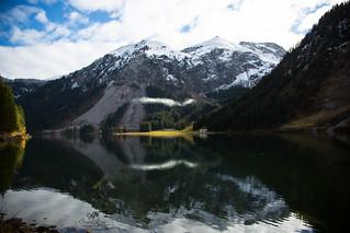 Vilsalpsee Österreich