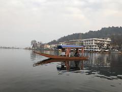 Shikara on Dal Lake (slyronit) Tags: shikara kashmir srinagar dal lake
