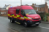BD67 UKZ (Emergency_Vehicles) Tags: bd67ukz leicestershire fire rescue service lutterworth tactical response vehicle