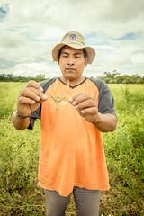 Empresas que cambian vidas : Chorrito Bajo (Oxfam en Bolivia) Tags: ecv hombre retrato seguridad alimentaria medioambiente naturaleza comida agricultura campo grena hombres