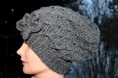 img_3396m (villanne123) Tags: 2018 myyntiin myydään myssyt merinowool katiamerinobaby teeteehelmi pipo slouchy beanie hat knitting neulottu villanne