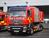WX54VKT (firepicx) Tags: wx54vkt northumberland fire rescue service nfrs 999 blue lights sirens emergency vehicle hvpu high volume pump unit