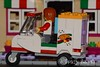 Delivery van (31/365) (Tas1927) Tags: 365the2018edition 3652018 day31365 31jan18 lego minifigure minifig