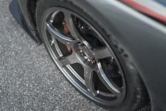 Nissan GT-R (lu_ro) Tags: nissan gtr wheels rims japan japanese supercar monza eni circuit trackday tracktoy sony a7 50mm samyang italy italia