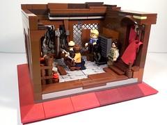 """BRING OUT THE GIMP"" (LEGOMINDED) Tags: killbricks rougebricks pulpfiction gimp lego tarantino"