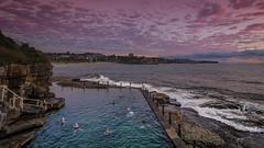 Coogee-4 (Mariasme) Tags: rockpool swimmers coogee sunrise wideangle
