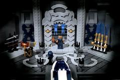 Valkyries' secret hideout (BobDeQuatre) Tags: lego moc thor valkyrie