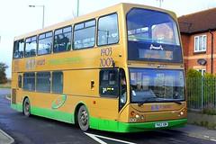 Centennial at Brantham (Chris Baines) Tags: ipswich buses daf db250 euro east lancs lowlander pn52 xbm brantham suffolk 92 service manningtree