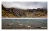 The evil spray cloud! (urfnick) Tags: canoneos1300d wales north nationalpark snowdonia sundaylights spray waves lake efs1018mm devilskitchen
