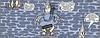 Ashcan Alley S7 #79 : Bluebottle in Freefall! (Weldon Alley) Tags: fall plummet drop priest cassock basement church novel adventure comic heaven