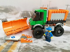 19IMG_20180217_151747 (maxims3) Tags: lego city 60083 snowplough truck снегоуборочная машина traffic обзор review