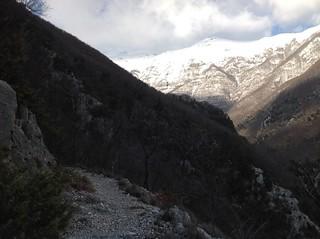 9/2/18 - Allenamento infrasettimanale alle Gole e Cascata del Lacerno (FR)