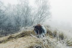 (MarcoBekk) Tags: marco bekk beck winter portrait girllight people hamburg mist fog hair