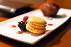 Sweet Treat (PVA_1964) Tags: nikon d7500 35mmf18dx vacation europe explore food foodmode scenemode marriott macroon dessert