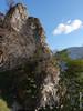 Le rocher de Scarigiöla, près de Gandria (Tessin) (25/12/2017 -20) (Cary Greisch) Tags: che carygreisch felsen gandria scarigiöla sentierodellolivo switzerland ticino rocher