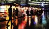 Christmas Market (Crop Edit) (Douguerreotype) Tags: london people dark market light tree shop christmas british street uk lights shopping city silhouette night britain gb urban england