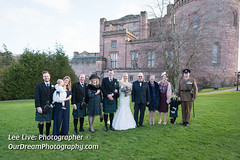 DalhousieCastle-18021670 (Lee Live: Photographer) Tags: bride cake ceremony chapel clarebaker dalhousiecastle grom groupshot kiss leelive ourdreamphotography owls rings rossmcgroarty signingoftheregister wedding wwwourdreamphotographycom