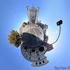 San Pablo (Iban Lopez (pepito.grillo)) Tags: ©ibanlopez d7200 miniplaneta minimundo miniplanet sanpablo valladolid stereographicprojection panoramica panorama pano
