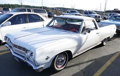 El Camino (bballchico) Tags: chevrolet elcamino newyearscoolcarcruise carshow